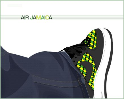 Air Jamaica by mojaam