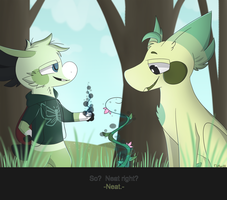 Quorians Spring 2018: Prompt 3 by Flipjacks
