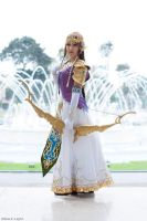 Princess Zelda Cosplay - TLOZ Twilight Princess by SusanEscalante