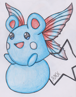 Old Pokemon, New Type 10: Azurill