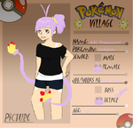 Pokemon village app by ucccoffee