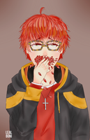 707 - Hanahaki disease by LealBoni