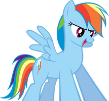 Rainbow Dash is Awesome by RichHap