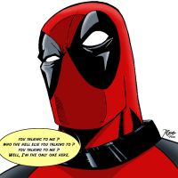 Deadpool Dome by RCarter