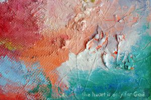 The Heart is Only for God Detail 2 by nadiajart