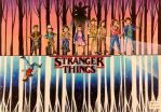 Stranger Things by artbox99