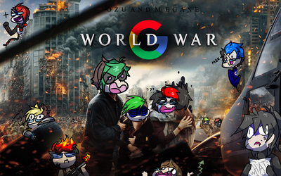 World War G by THANKSMUFFOMG