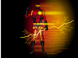 Kid Lightning by KJR1998
