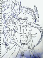 Kaiba And BECMD by Ycajal