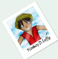 Luffy's Picture by Roxx-1