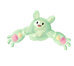 Reuniclus by HiddenTabby