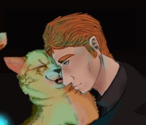 Hux and Millicent by BelievablePaws
