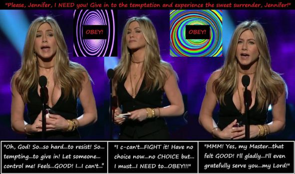 Jennifer Aniston: Peoples No Choice Awards! (5) by HypnoHunter