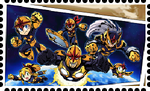 The Mega Nova Corps by WOLFBLADE111