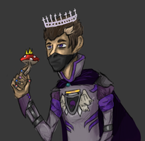 King Rythian by Intimidations