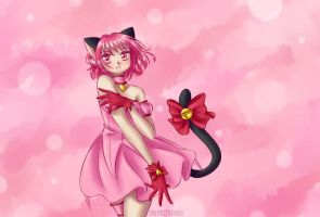 Mew Ichigo by 0XsarachanX0