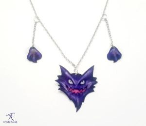 Haunter Necklace by TrollGirl