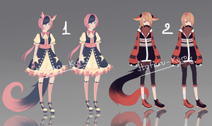 Adoptable [AUCTION] [CLOSED] by Dehybi-Adopts