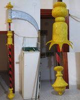 Alice Madness Returns - Executioner sickle by r-AY
