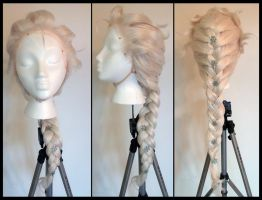 Commission: Frozen Elsa Wig by Antiquity-Dreams