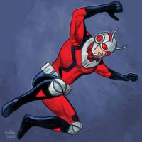 Daily Sketches Scott Lang by fedde