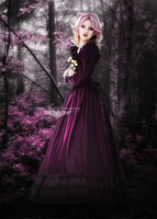 The Purple Forest by dienel96