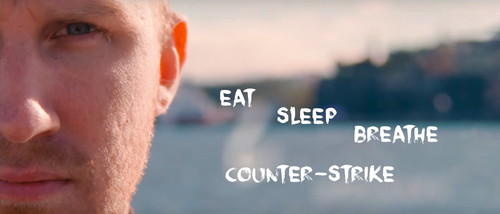 Olofmeister - eat sleep breathe counter-strike by LazoBaa