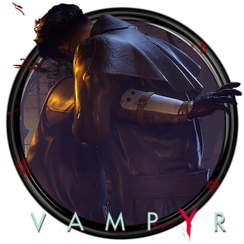 Vampyr Dock Icon by OutlawNinja