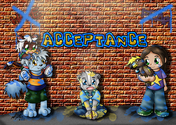 Autism - Acceptance by mdchan
