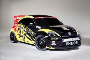 VW SuperBeetle GRC by jonsibal