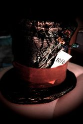 The Hatters Hat by Danny-Vain