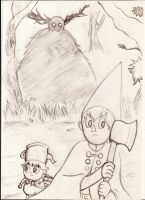 Over The Garden Wall 1 by nic011