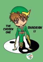 Chosen One: Shaoran LI by Mesaku18