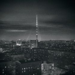 The Ostankino Tower by kapanaga