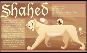 Shahed Reference by LanieJ