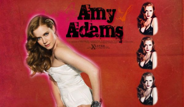 Amy Adams by EnchantedSilence