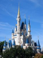 Cinderella's Castle by BlueBeauty875
