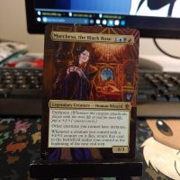 Marchesa, the Black Rose: Borderless by Hurley-Burley-Alters