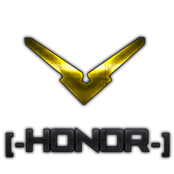 [-Honor-] | Logo by GreekSoldier11