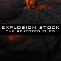 Explosion Stock - Rejected by JosiahReeves