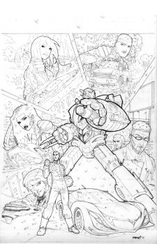 RPM Promo Pencils by RAHeight2002-2012