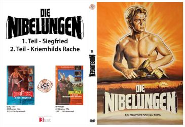 Die Nibelungen Custom Cover by WillBarks