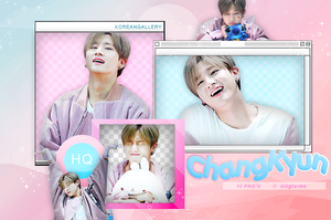 I.M | MONSTA X | PACK PNG by KoreanGallery