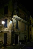 Streets of Fiuggi by CitizenFresh