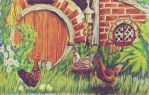 Hobbit home by Miruna-Lavinia