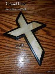 Cross of Truth by Sathiest-Emperor