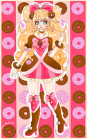 Cure Donut (redesign) by DonutDreaming