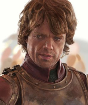 Tyrion Lannister colour study by Eedenartwork
