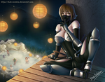 HBD: Naughty mission :D by Dido-Antares