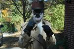 Rorschach cosplay by Razor9350